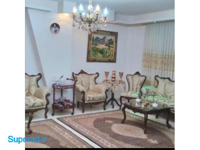 فروش یک واحد آپارتمان در 17 شهریور_ملاعلی اکبر