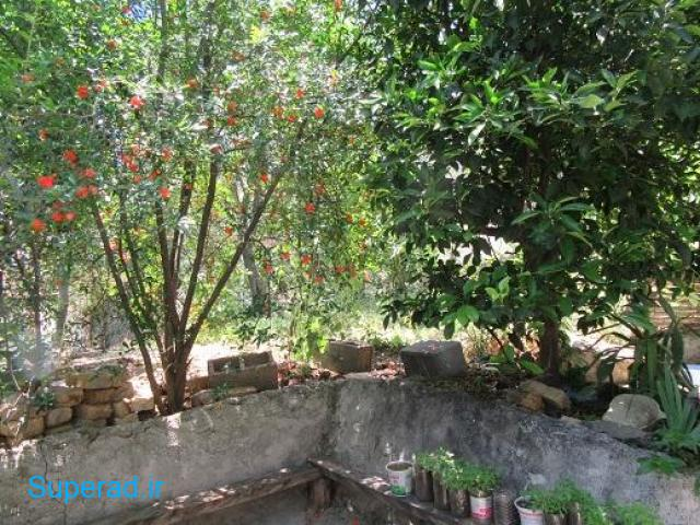 *ویلا باغ با ویو کوه درفک شمال  بهشت گیلان *
