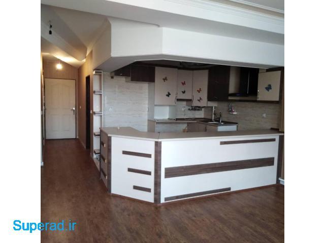 یک آپارتمان 62 متری در تبریز