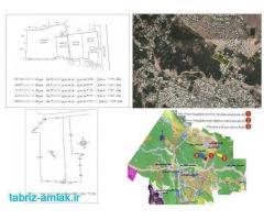مزایده فروش باغ در اسکو قابل تبدیل به مسکونی و ویلا